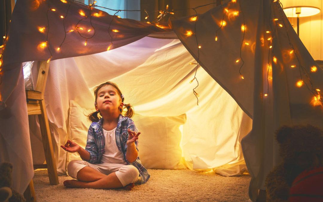 Kids Can Meditate Too!