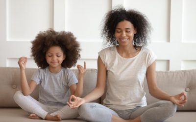 4 Reasons to Meditate with Your Kids